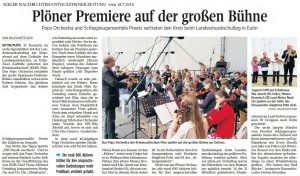2016-07-18 Kieler Nachrichten
